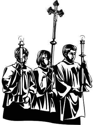 Acolyte Clipart