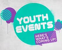 Youth Group Upcoming Events